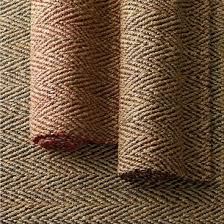 Herringbone Jute Rug Herringbone Jute Rug The Company Store
