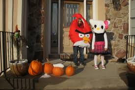 halloween past 2011 angry bird and hello kitty bits and bytes