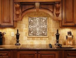 kitchen backsplash metal medallions ornate metal backsplash murals for kitchen backsplash decoration