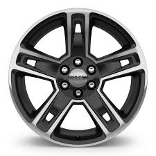 yukon xl 22in wheels high gloss black ck160 sew personalize your