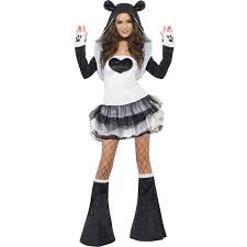 cat costume for halloween fever panda animal costume buycostumes com