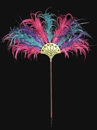 extra large feather fans hollywood first scene nz s largest prop costume hire company