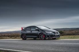 honda car black honda civic type r black edition marks end of current generation