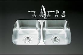 Impressive Kitchen Double Sink  Functional Double Basin Kitchen - Double kitchen sink