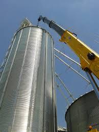 crane service kiesel enterprises