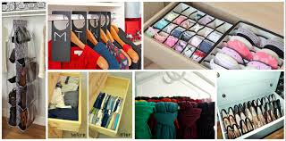 How To Organise Your Closet 17 The Most Genius Ways To Organize Your Closet And Drawers