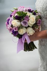 purple wedding flowers how to tell guests children aren t invited to your wedding