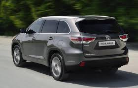 colors for toyota highlander 2017 toyota highlander
