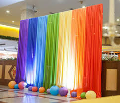 wedding backdrop manufacturers rainbow table cloth suppliers best rainbow table cloth