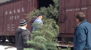 all aboard the christmas tree train fac fire adapted