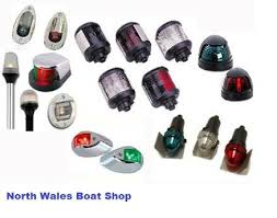 boat navigation lights boat deck spreader light light boat deck