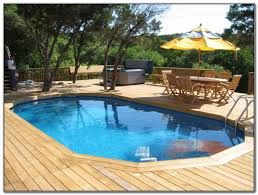 Pool Patio Pictures by Best Above Ground Pool Patio Design Ideas Patio Design 310