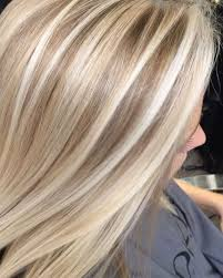 shades of high lights and low lights on layered shaggy medium length blonde with high and low lights shades of blonde pinterest low