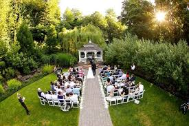 cheap wedding locations affordable outdoor wedding venues affordable garden wedding venues