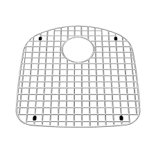 American Standard Prevoir  In X  In Kitchen Sink Grid In - Kitchen sink grid