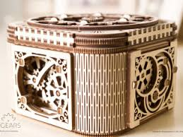 ugears self propelled mechanical wooden models indiegogo