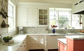 small tile backsplash in kitchen blue tile backsplash kitchen bolin roofing