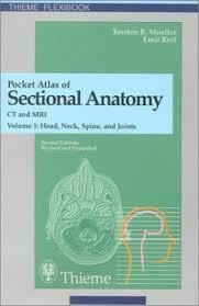Mri Sectional Anatomy 9783131256010 Pocket Atlas Of Cross Sectional Anatomy Thorax