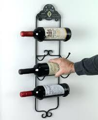 wine rack metal wall wine rack uk wooden wall mounted wine rack
