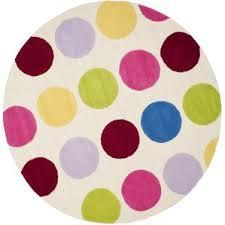 polka dots kids u0027 rugs you u0027ll love wayfair