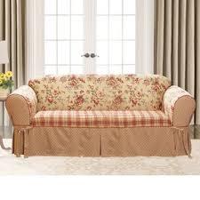 nature u0026 floral sofa slipcovers you u0027ll love wayfair