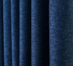 Blackout Navy Curtains Navy Blue Curtains Friendly Navy Blue Linen Thick Blackout