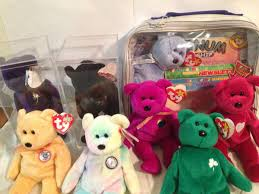 rare beanie babies offered on ebay for hundreds of thousands of