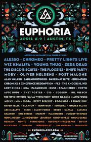 Lights All Night Promo Code Euphoria Music U0026 Camping Festival 2017 Tickets Austin Eventbrite