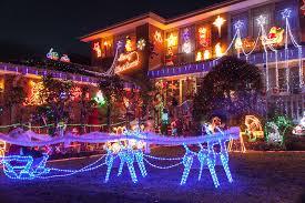 christmas lights melbourne u2013 jenola parade wantirna south