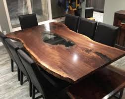Black Boardroom Table Boardroom Tables Etsy