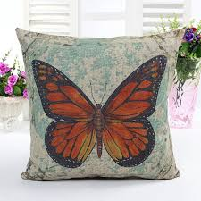 amazon com 4th emotion butterfly retro home decor design throw
