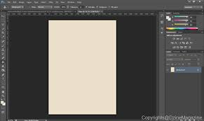 how to create an event flyer in photoshop dzine magazine