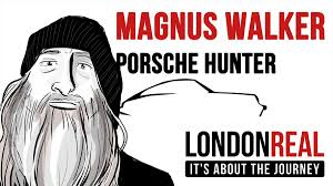 porsche poster everybody wants one 3 things i learned from the u201cporsche hunter u201d magnus walker