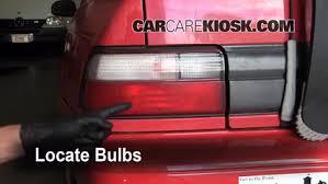 2010 toyota corolla brake light bulb brake light change 1993 1997 toyota corolla 1996 toyota corolla