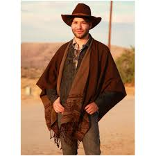 Native American Inspired Clothing Pix For U003e Western Mens Poncho Native American And Southwestern