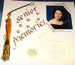senior memory book senior memory book