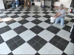 black and white garage floor tiles fantastic ideas inspiration