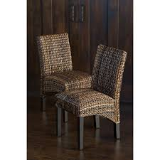 Seagrass Chairs Furniture Wicker Chair By Seagrass Furniture For Dining Room