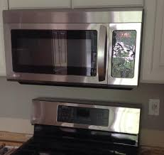 Matte Appliances Lg Appliances All I Wanted Was A Microwave That Matched The Stove