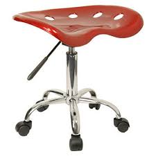 Tractor Seat Bar Stools For Sale Flash Furniture Tractor Seat Stool Red Sam U0027s Club