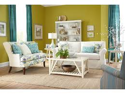 Paula Deen Living Room Furniture - paula deen by craftmaster living room sofa p928550bd craftmaster
