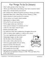 days of the week word search and worksheet