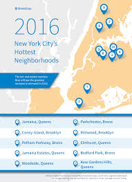 New York Borough Map by Streeteasy Predicts 2016 New York City Housing Market Trends