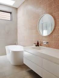 bathroom feature tiles ideas tips to decorate a vintage and salmon bathroom mandis