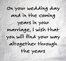 wedding quotes nephew the 60 wedding wishes wishesgreeting