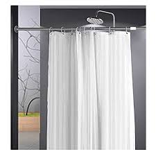 Ceiling Mounted Shower Curtain Rods by Ceiling Mounted Curtain Rod Bracket Amazon Com