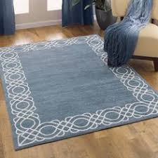 mainstays trellis 2 color shag area rug is available at walmart
