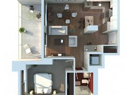 studio loft apartment floor plans home design ideas