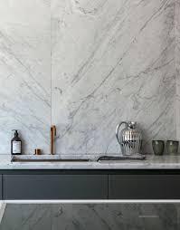cuisine marbre le carrelage en marbre en 42 photos