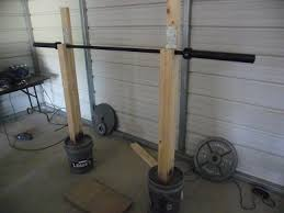 Bench Press Safety Stands Safety Stands Or Splurge For A Power Rack Sherdog Forums Ufc